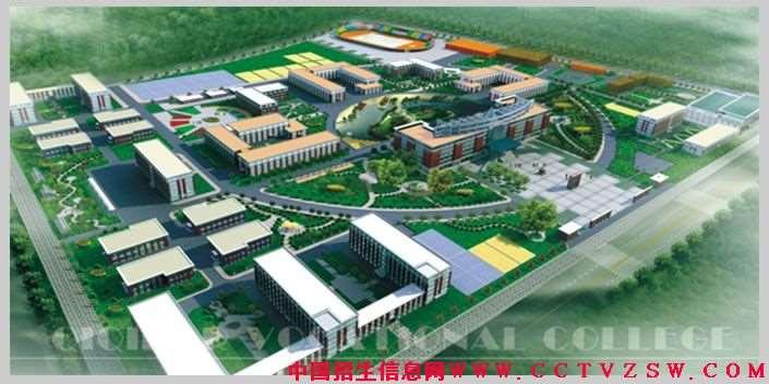 黑龙江省齐齐哈尔市-齐齐哈尔职业学院
